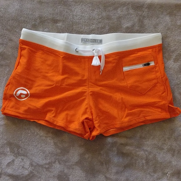 Taddlee Other - Taddlee Swim Trunks Briefs Brazilian Orange XXL